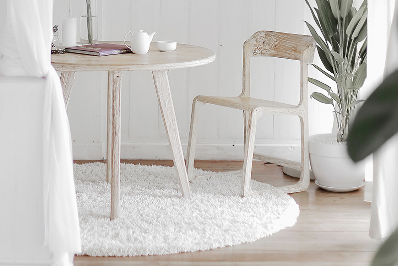 How to Clean a Wool Rug- Spot Cleaning