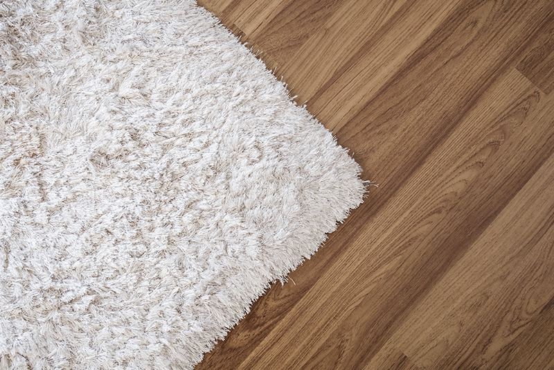 How to Clean a Wool Rug overview
