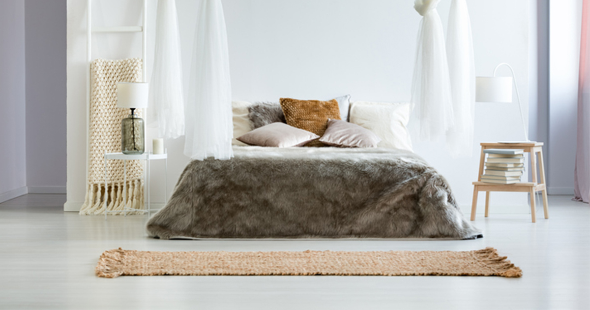 Bedroom Rugs 20 Diffe Styles That Speak To Your