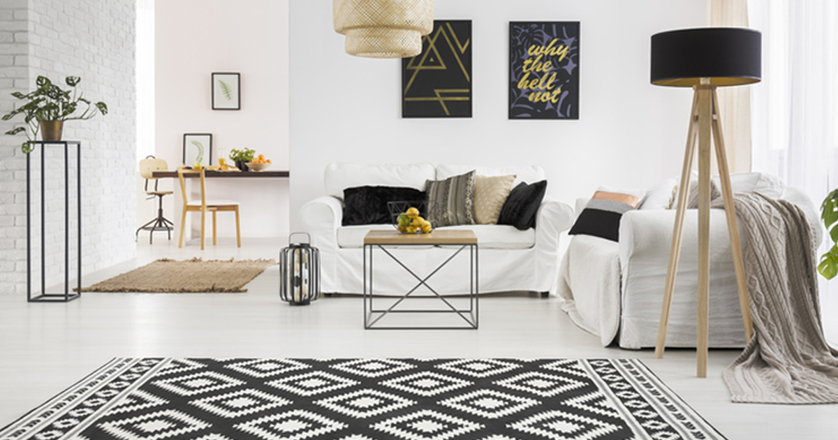 Indoor Outdoor Rugs – How to Easily Transform Any Room with a Stylish No Maintenance Rug