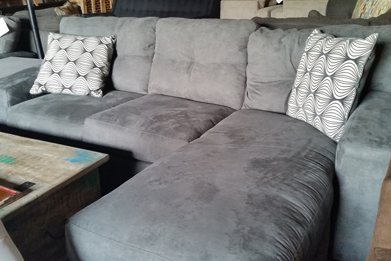 Invest on a sectional sofa.
