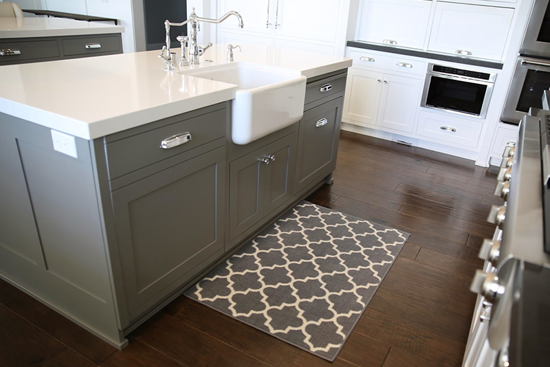 Kitchen Rug Benefit # 5 Defines Space