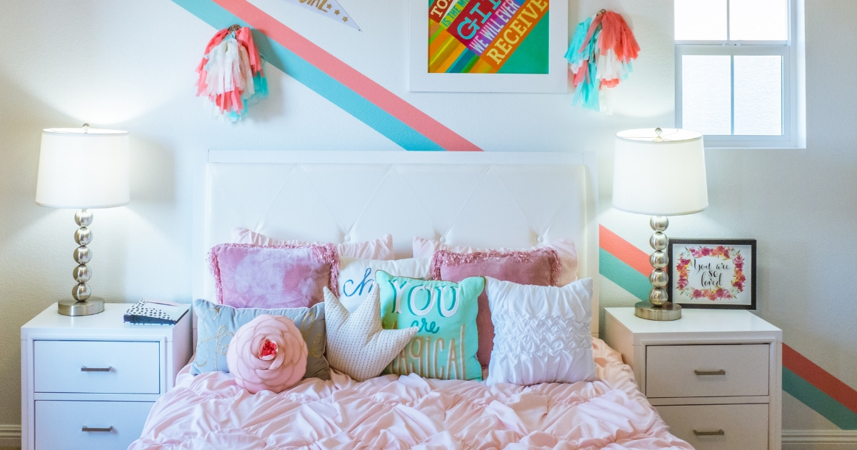 Top Smart Bedroom Design Trends for Kids in 2019