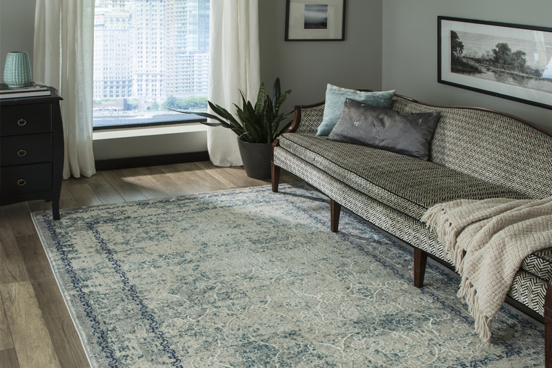 Vintage Rug Patterns Can Give Victorian Class to Your Space