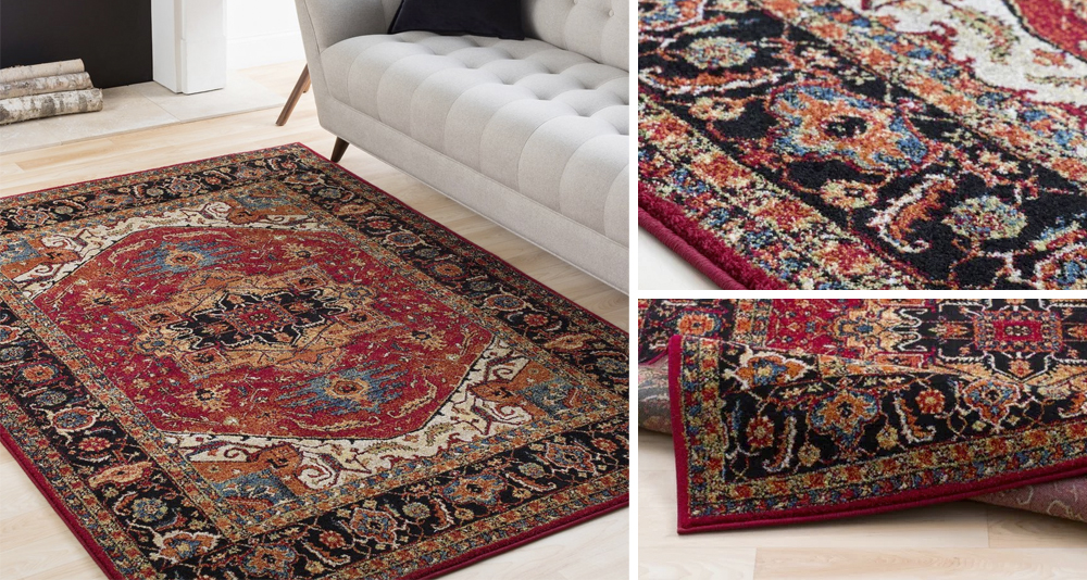 Callibray - Traditional & Oriental Traditional Oriental Area Rug